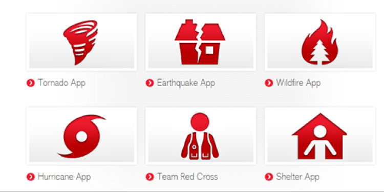 Image : American Red Cross