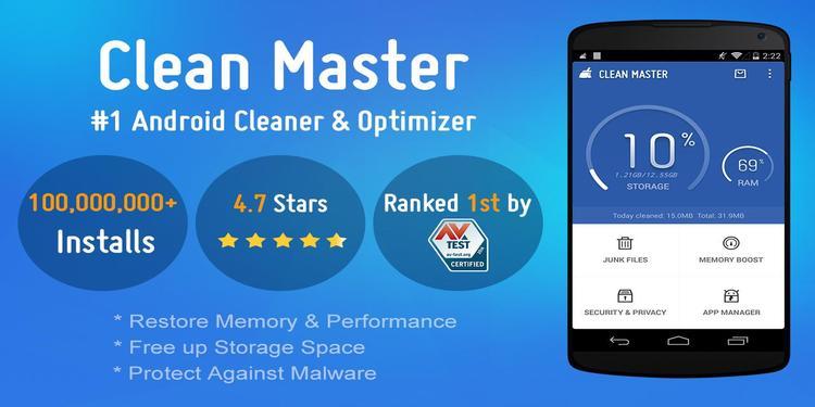 super virus cleaner app