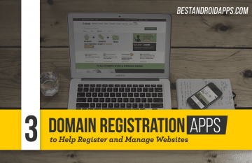 3 Domain Registration Apps to Help Register and Manage Websites