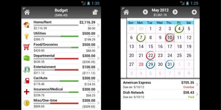 android-financial-apps