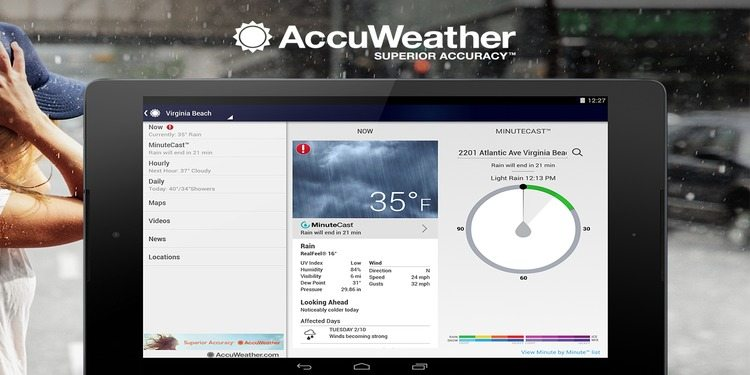 android-weather-apps