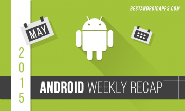 android weekly may