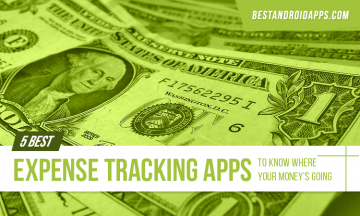 5 Best Expense Tracking Apps to Know Where Your Money is Going