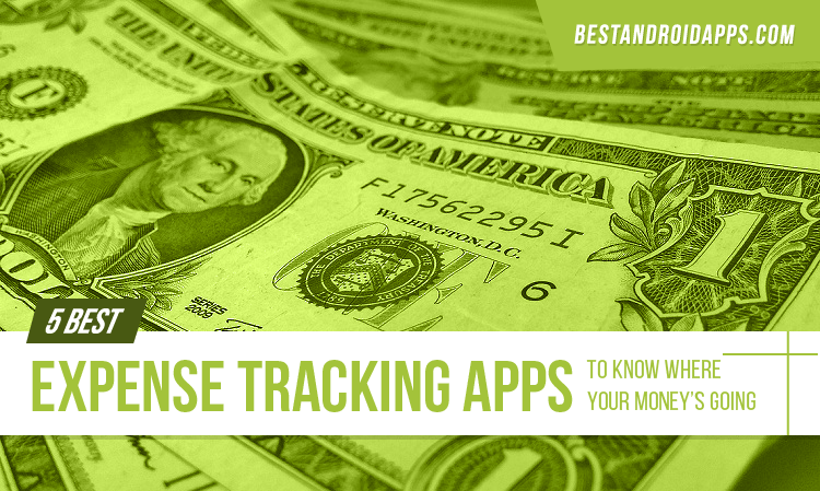 5 best expense tracking apps