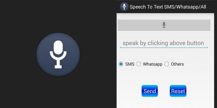 Speech to Text/Whatsapp