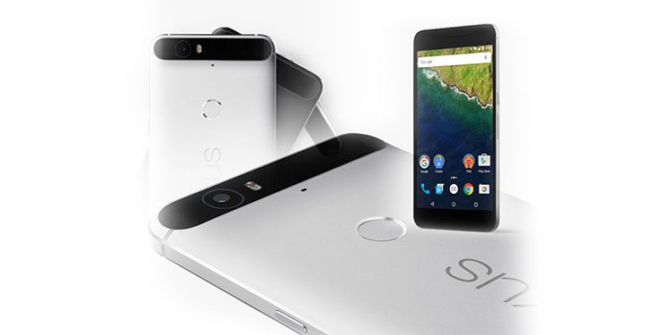 Picture of the Google Nexus 6P - Monster Phone Reviews