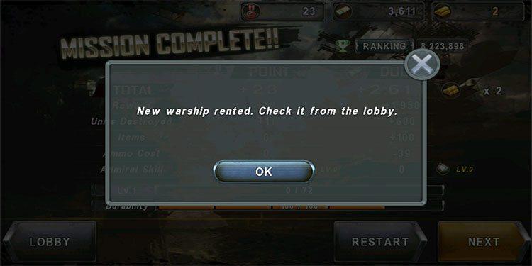achievements unlock items