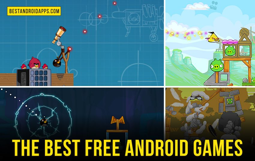 best free games for the android