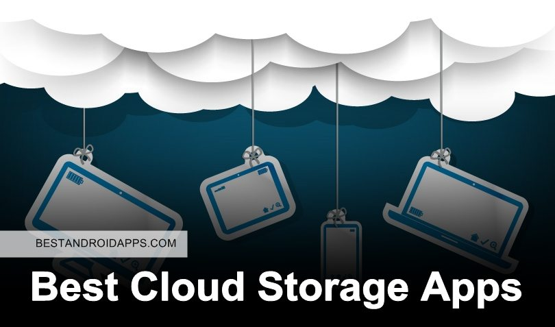 best cloud storage apps android