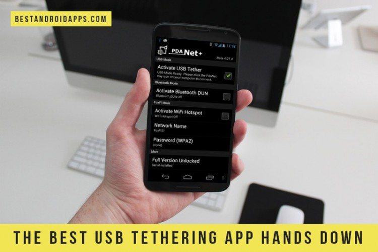 The Best Usb Tethering App Hands Down Best Android Apps