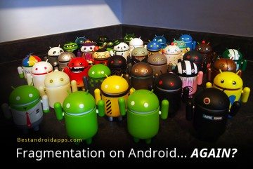 fragmentation-on-android