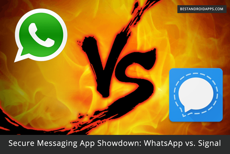best secure messaging app 2016