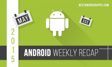 android weekly may
