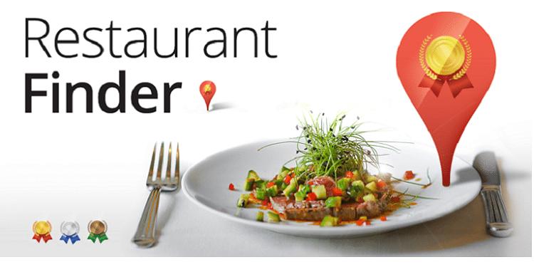Restaurant Finder 2
